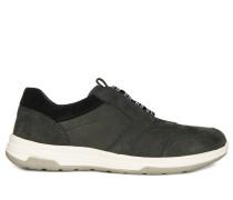 Sneaker dunkelgrün