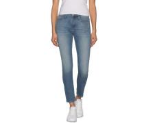 Jeans Sophie Ankle blau