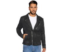 Jeans Jacke schwarz