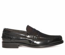 Penny Loafers schwarz