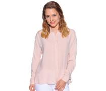 Langarm Bluse rosa
