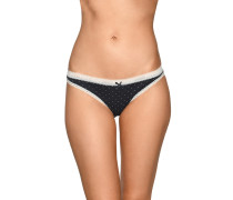 Slip 3er Set navy/rose/ecru