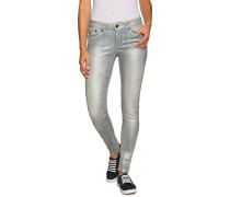 Jeans Pixie silber