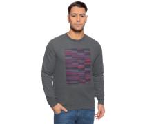 Sweatshirt anthrazit meliert