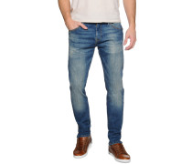 Jeans James blau