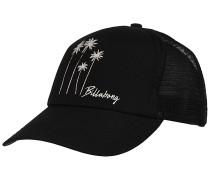Aloha Forever - Trucker Cap - Schwarz