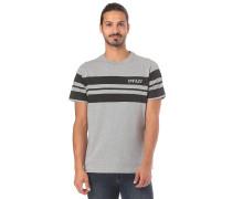 Classic Stripe Wide - T-Shirt - Grau