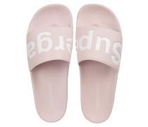 1908 - Puu Slides PVC - Sandalen - Pink
