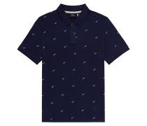 Polo - Polohemd - Blau