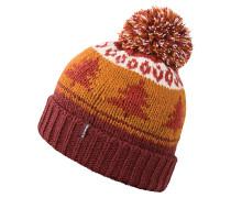 Cedar - Mütze - Rot