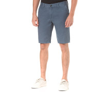 Everyday Chino - Shorts - Blau