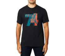 Heritage 74 - T-Shirt - Schwarz