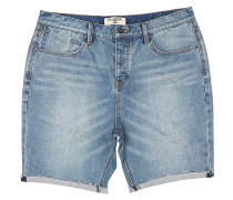 Fifty Denim - Shorts - Blau
