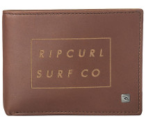 Surf Co Rfid All Day - Geldbeutel - Braun