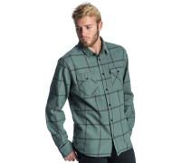 El Rollo L/S - Hemd - Grün