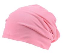 Pastel Jersey Mütze - Pink