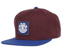 United B Snapback Cap - Rot