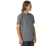 Pinner - T-Shirt - Grau
