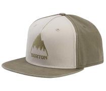 Roustabout Snapback Cap - Grün