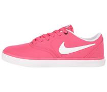 Check Solar - Sneaker - Pink