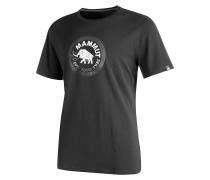 Seile - T-Shirt - Schwarz