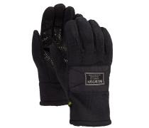 Ember Fleece Handschuhe - Schwarz