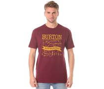 Workwear Slim - T-Shirt - Rot