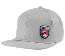 WP Ball Snapback Cap - Grau