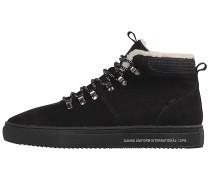 Trek High Fur Nubuck - Sneaker