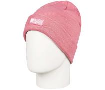 Label Mütze - Pink
