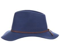 Wesley Fedora Hut - Blau