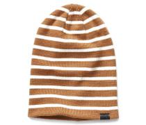 Ansem Long Stripe - Mütze - Beige