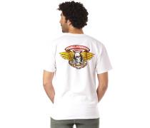 Winged Ripper - T-Shirt - Weiß