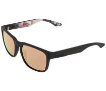 Monarch Asym Sonnenbrille - Schwarz