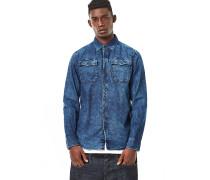 Landoh Shirt - Hemd - Blau