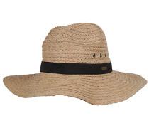 Essentials Straw Panama - Hut - Beige