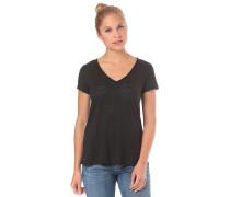 Timotea - T-Shirt - Schwarz