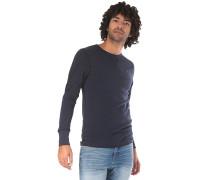 Korpaz Slim - Langarmshirt - Blau