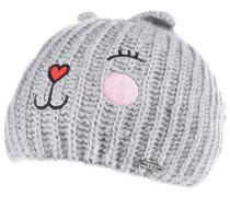 Sophie - Mütze - Grau