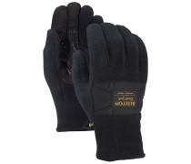 Ember Fleece - Handschuhe - Schwarz