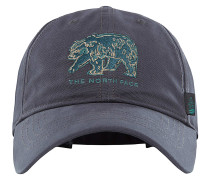 Canvas Work Ball Cap - Grau