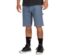 Whaler Utility - Shorts - Blau
