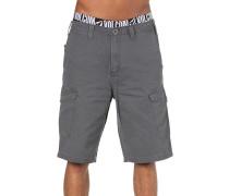 Mission Too - Shorts - Grau