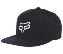 Legacy Snapback Cap - Schwarz