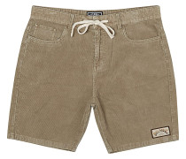 The Cord - Shorts - Beige