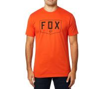 Shield - T-Shirt - Orange