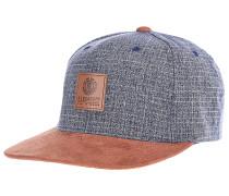 State II Snapback Cap - Grau