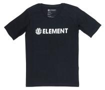 Logo Crew - T-Shirt - Schwarz