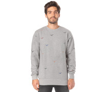 Seagull 2 - Sweatshirt - Grau