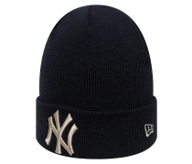 Cuff New York Yankees Mütze - Blau